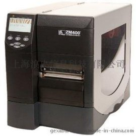 斑马条码打印机ZM400