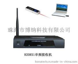 H20RX1单频三合一2.4G无线麦克风
