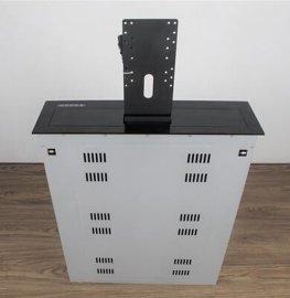19液晶屏办公桌电动升降器