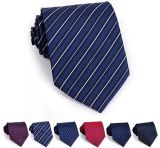 超細滌綸絲領帶-仿絲領帶定製