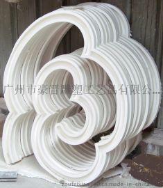 GRG线条 GRG石膏线条雕塑 家居装修GRG增强石膏线条定做厂家