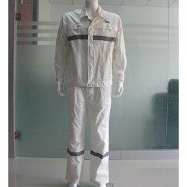 优亿制服 厂家订做 分体阻燃防护服 质量保证