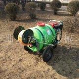 志成制造推车式汽油高压喷雾机农用果树打药机
