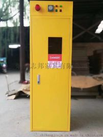 防爆氣瓶櫃zb-300安全好用的氣瓶櫃