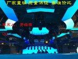 厦门-专业 吧创意LED幕墙屏生产厂家—锐美奇:您的显示屏,我们包了!