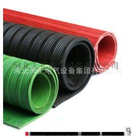 防滑绝缘胶垫 橡胶条纹绝缘胶垫 配电室电气绝缘胶垫
