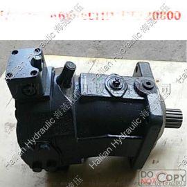 REXROTH液压马达A6V160HD1DFZ20800原装进口油马达 Tsuji crane spare parts for luffing and hois