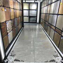 瓷砖展架冲孔板 瓷砖展架拉板 展示孔板