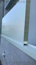 中二峰明钉聚氨酯加芯屋面保温复合板