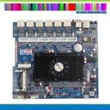 和成工控HCiPC M503-1 LAN-HCM52L26B -Blue,4網網安主板,軟路由工控主板,網安主板,防火牆主板,軟路由主板,工控主板,工業主板