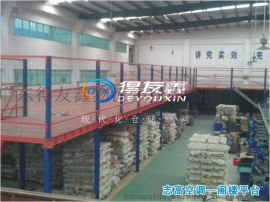 重型橫樑式倉儲貨架|得友鑫倉儲貨架廠家生產直銷