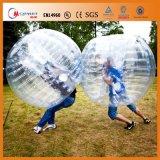 厂家直销充气碰碰球 泡泡足球PVC碰撞球户外拓展