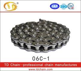 06C-1链条 3分滚子链,工业链条,传动链条