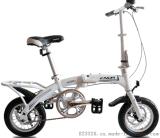 廠家直銷 兒童自行車學生摺疊腳踏車成人代步摺疊單車碳鋼車童車