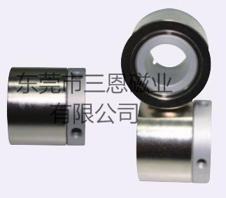 磁性聯軸器/磁力輪/磁性齒輪加工定製磁力聯軸器
