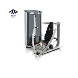 健身房器材 健身房坐式推胸训练器室内健身器材商用力量器械