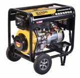190A柴油可发电的弧焊机重量