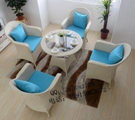 厂家直销 餐厅藤餐椅 酒店休闲椅扶手椅 优质藤编椅子