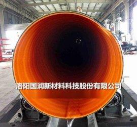 300排污钢带管,市政钢带波纹管型号价格