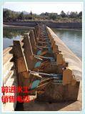 河北廠家河道景觀翻板閘門加工