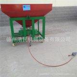 廠家定製雙盤鐵桶1500公斤揚肥機各種撒肥機施肥器 撒播機浩
