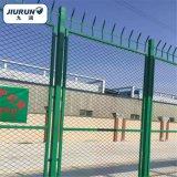钢板网护栏  小区框架护栏网 高速公路护栏