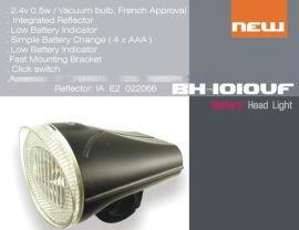 自行车电池头灯 (BH-1010VF)