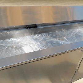 钢筘超声波清洗机全自动超声波清洗机济宁鑫欣