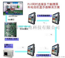 定制串口屏支持modbus协议,定制工业触摸屏支持modbus协议,定制单片机触摸屏,定制PLC触摸屏modbus协议