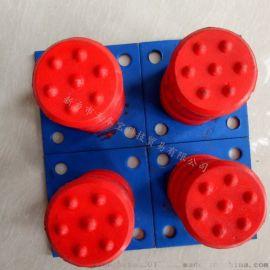 JHQ-C-18聚氨酯缓冲器橡胶缓冲器夹轨器缓冲器