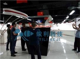 甘肃全息玻璃定制加工 云南360裸眼3D全息展示柜供应商 南京幻影成像怎么实现的定制全息片源