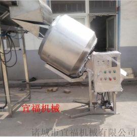 鲢鱼油炸生产线 鲅鱼连续生产设备