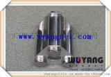 供应各式钕铁硼强磁磁力架,注塑机烘料机专用吸铁石