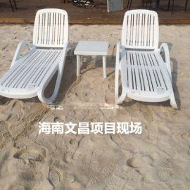 北京室内游泳馆休闲躺椅批发 室内泳池休息躺椅
