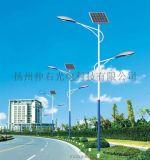 辽宁6米30W农村锂电池太阳能路灯