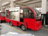 揚州社區4座不帶門電動消防車