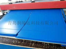 PP中空格子板生产线