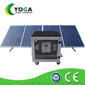 适用于偏远地区厂家直销太阳能离网型发电系统