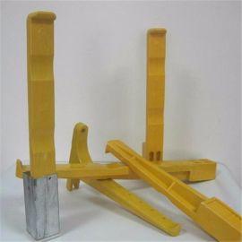 工地地沟用支架 玻璃钢支架脚手架