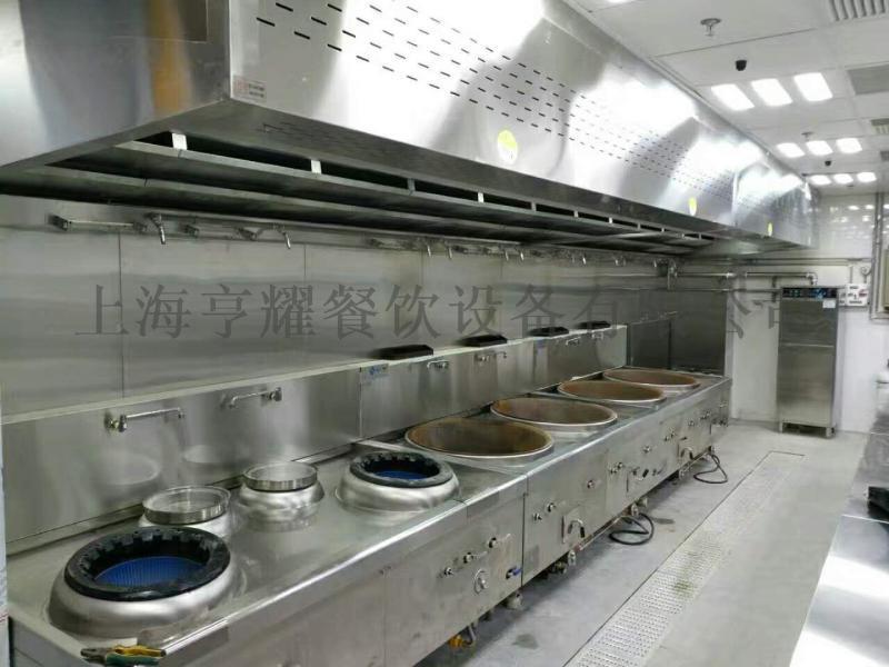 商用厨房设备工程公司能提供什么服务