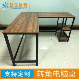 跨境厂家电脑桌吧台餐桌餐凳简洁实用拆装方便
