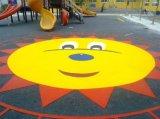 幼儿园橡胶地垫