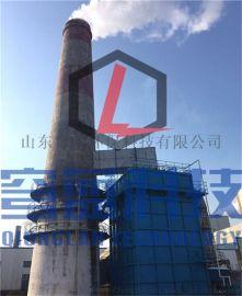 烟气脱硫塔静电除尘器结构脱硫脱硝工艺流程图