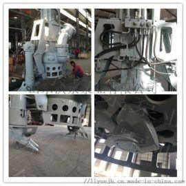 挖掘机液压抽沙泵 大功率耐磨砂浆泵