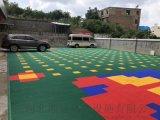 威海籃球場米格懸浮地板山東彈墊拼裝地板廠家