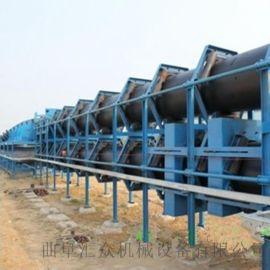 阳泉管状带式输送机 不锈钢输送机轴承密封