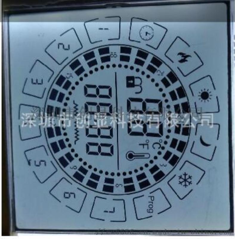 LCD液晶显示屏 智能小家电控制板