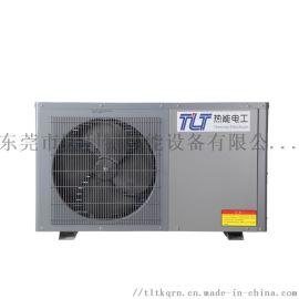 烤漆家用水循环空气能热泵供热供暖主机设备