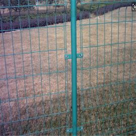 魚塘護欄網,河道防護圍網,鐵網道路護欄