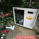 廠家直銷生物質顆粒風暖爐 木屑顆粒取暖爐